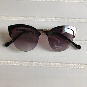 NWOT Jessica Simpson Cat Eye Sunglasses.